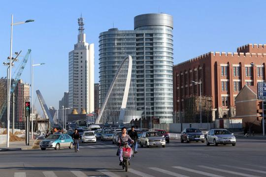 Tianjin_China_low_carbon_growth