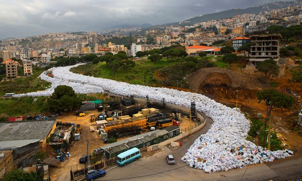 Lebanon - Rubbish - The Guardian